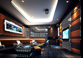 KTV,bar,plant sound absorption and sound insulation project