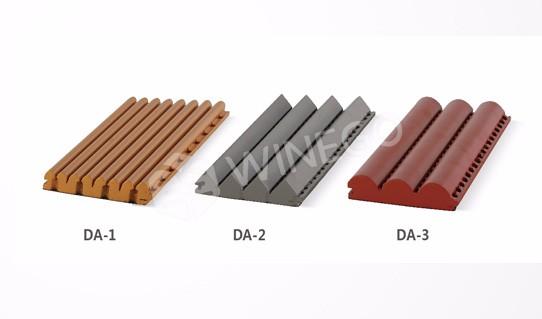 Diffusion acoustic panel DA series