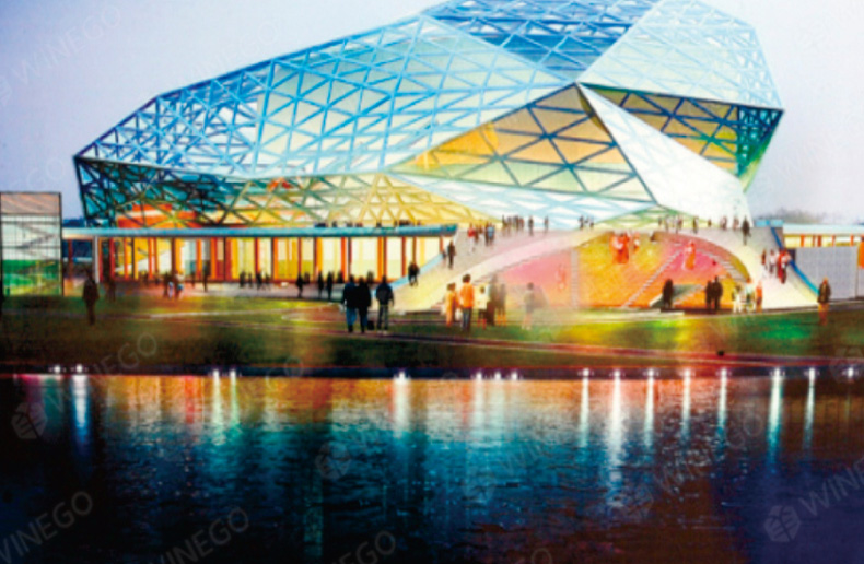 Liaoning province art center