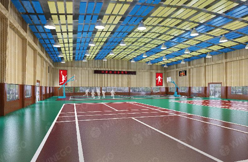 Zhejiang Yongkang No.1 Middle school Gymnasium